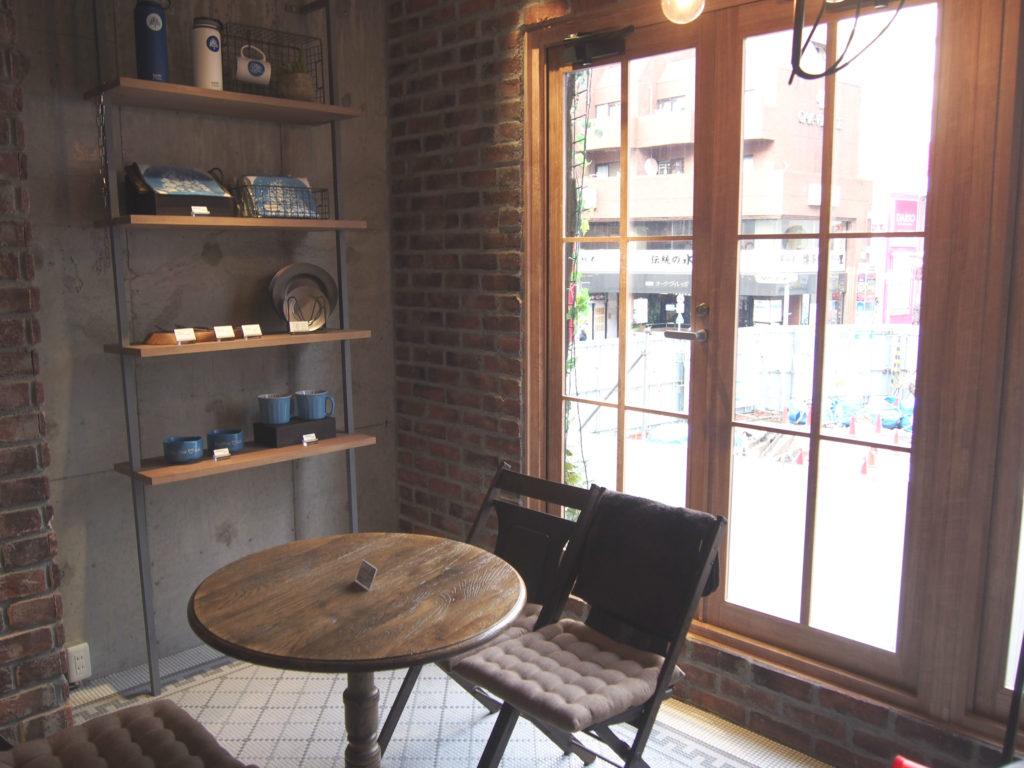 カフェ(店内)
