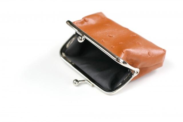 がま口財布(支払いがない時の処理・対処方法イメージ画像)