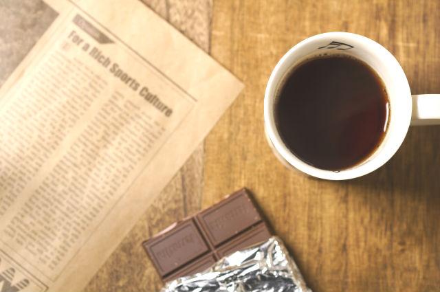 英会話サークルとカフェ