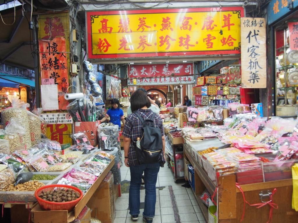 迪化街(台湾で英語は通じるの?イメージ画像)