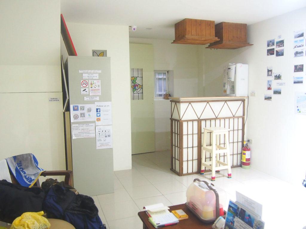 1階の部屋