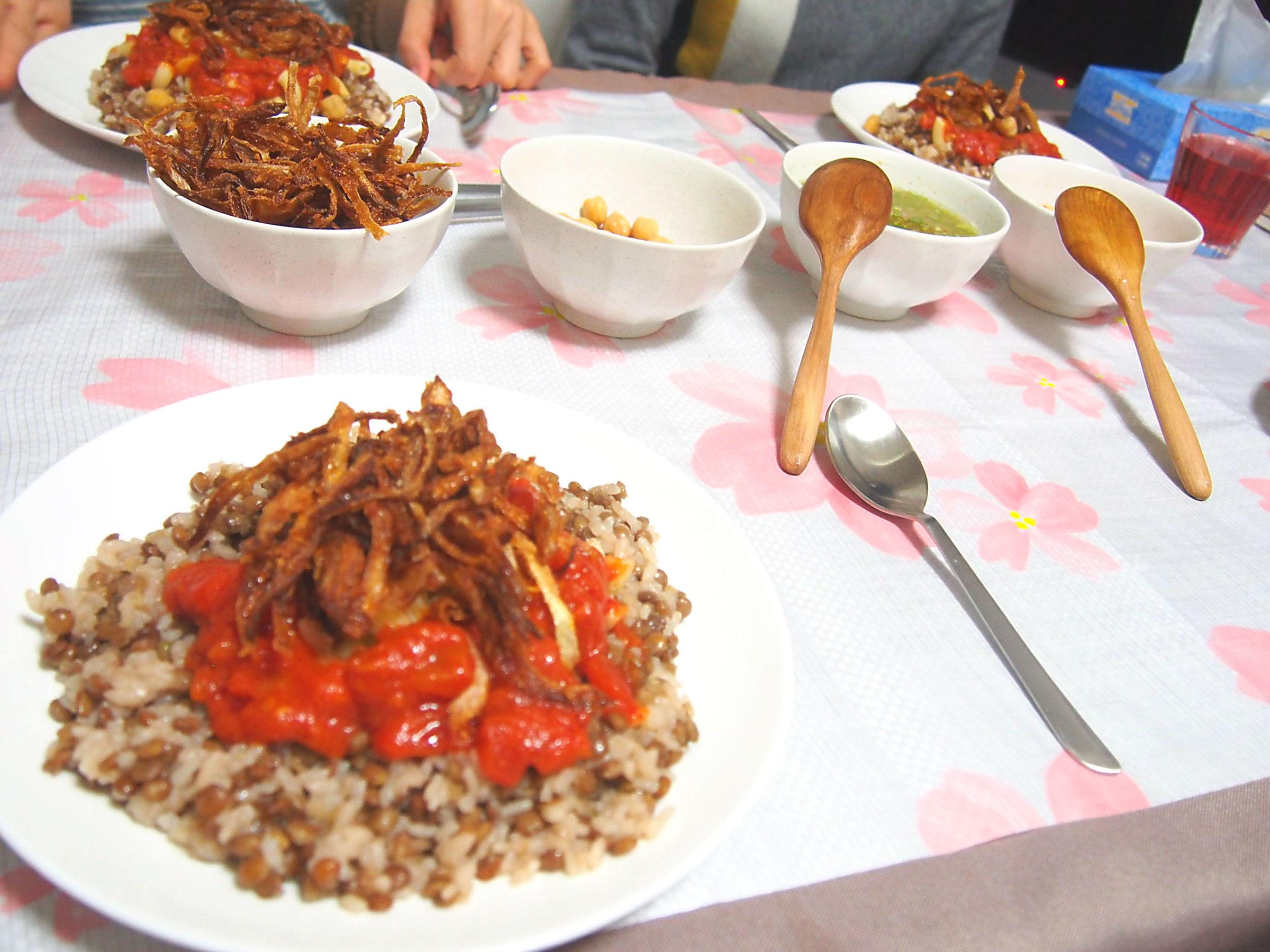 Tadakuに参加した感想!料理も英語も勉強になりました!